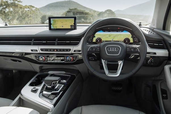 Audi Also Has A Reputation Of Including Latest Cutting Edge Technology To  Its Cars Whether Itu0027s Autonomous Driving, Audi Connect, Audi Pre Sense, ...