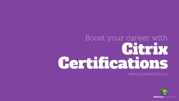 How to get myself certified in virtualization technology - Quora