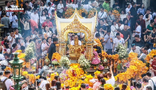 Image result for why do thai people worship ganesh