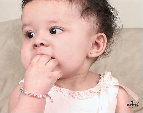 Is Piercing A Baby S Ears Mutilation Quora