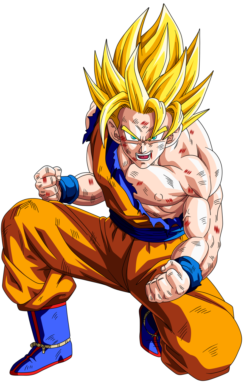 Who Would Win Between Luffy Manga And Goku Ssj Ssj3 Quora