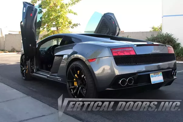 I can be contacted by email nick@verticaldoors.com and check out our website Vertical Doors Inc. Only USA Manufacturer of Lambo Doors and ZLR Doors & Can you get your Lamborghini Huracan modded with scissor doors? - Quora