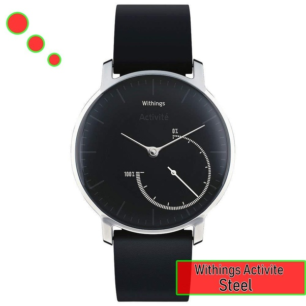 d89e1ff73b6 Withings smartwatch is a very awesome watch. Which provides smart features  like other smartwatches at this price. This watch strap is made from  durable ...