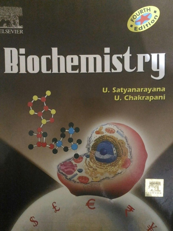 U Satyanarayana Biochemistry Ebook Download Free in PDF Format