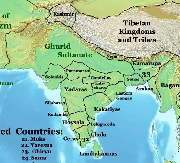 How did the map of india change from 1 ad to the 21st century quora 1400 ce delhi sultanates vijayanagara north and south would be quite divided in this age the afghans of the north would consolidate under the delhi publicscrutiny