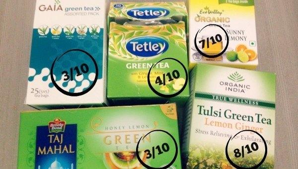 Flavour 2 Lemon Green Tea