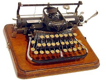 how much are antique typewriters worth quora