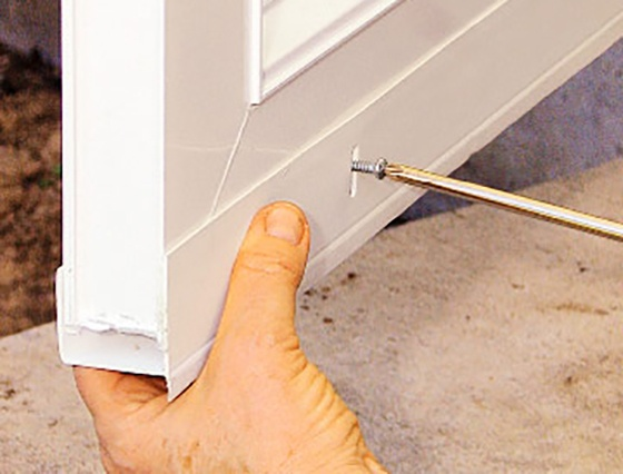 Extend Interior Door