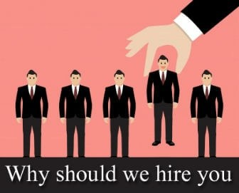 best answer for why should i hire you pdf