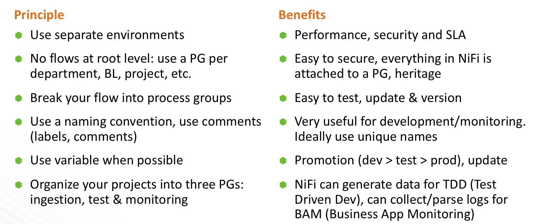 What is the best use case for Apache Nifi? - Quora