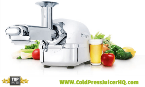how to clean the sharper image super juicer