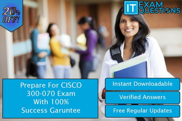 Where can I get study material for Cisco 300-070? - Quora
