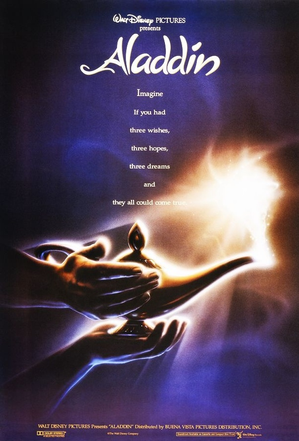 How to watch and/or stream the original Aladdin (1992) - Quora