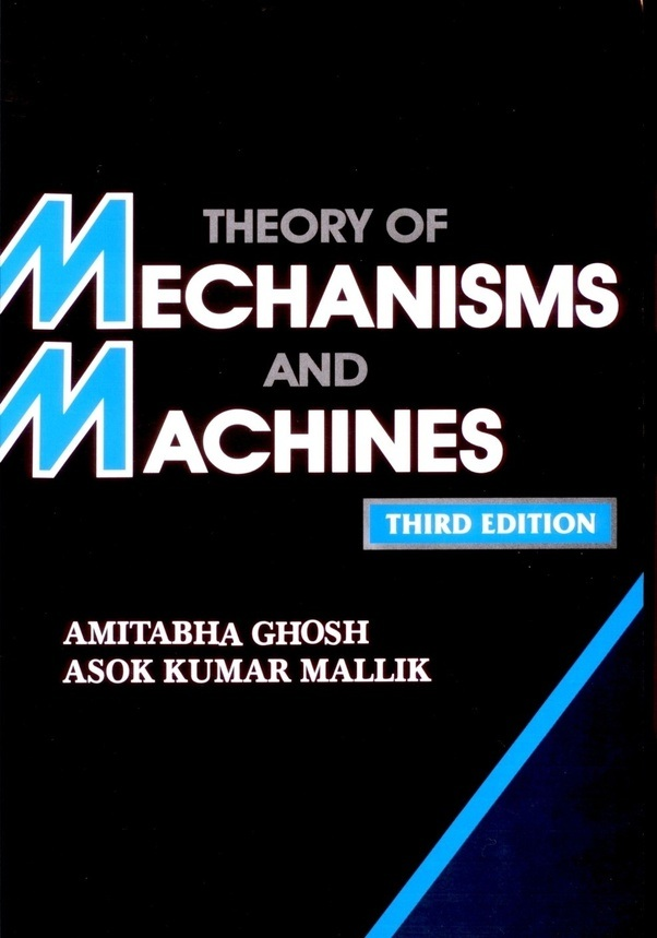 Which is the best book for theory of machines tom quora it is always recommended to refer two standard books one for concepts and the other for solving problems for theory of machines you can go for fandeluxe Images