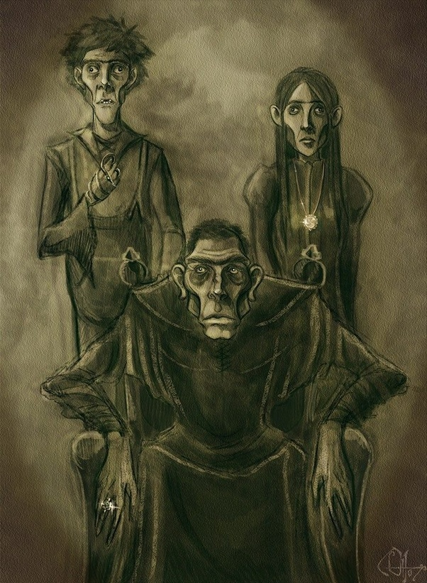 Is Voldemort S Mother Merope Gaunt A Witch Or A Squib