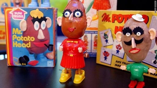 Why Does Mr Potato Head Look Like Steve Harvey Quora