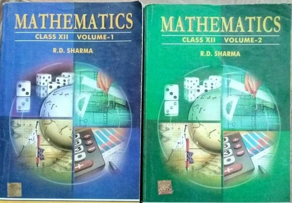 which book is better for maths rs aggrawal or rd sharma quora
