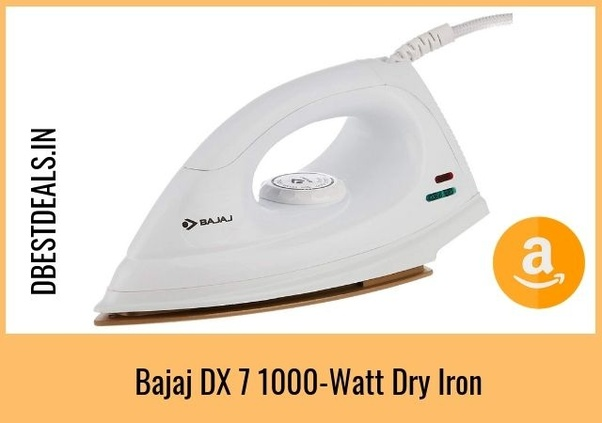 What are the best dry iron brands available in India? - Quora