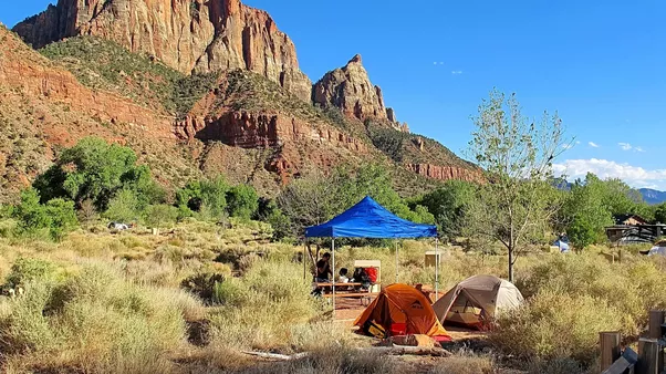 What Is The Best Campground In Zion National Park Quora