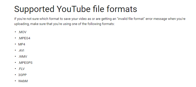 What software do YouTube use to convert uploaded videos? - Quora