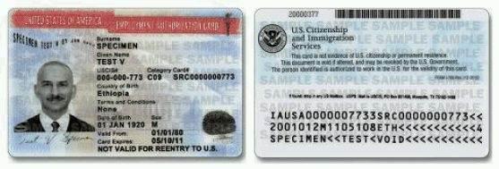 What Is Gc Ead Visa Quora