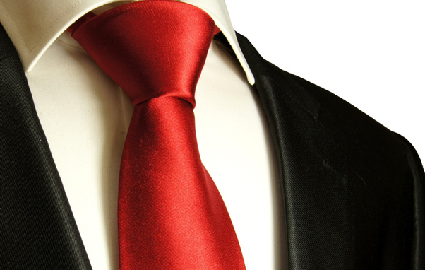Is it appropriate to wear a red tie to an interview quora never wear a red necktie unless ccuart Images