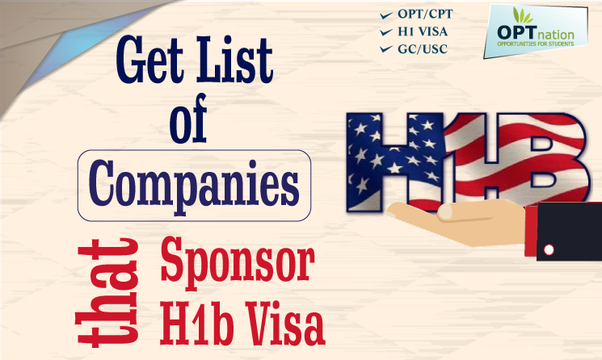 Which pharmaceutical companies file an H-1B visa in the USA