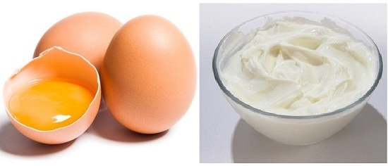Image result for eggs and yoghurt