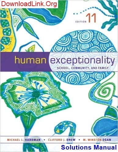 Pdf] edition human exceptionality school community and family (min….