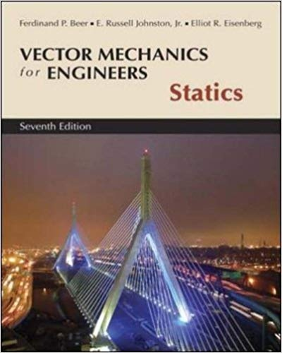 Engineering Mechanics Statics 7th Edition Solutions Pdf