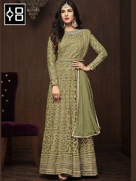 56b3a21c26 Where can I buy Bollywood designer anarkali suits online? - Quora