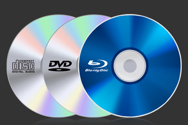What Is The Difference Between Cd  Dvd  And Blu-ray Discs