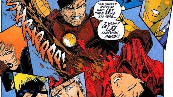 Does Tony Stark die in the comics? - Quora