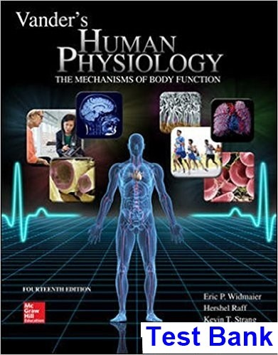 How to download the test bank for Vander\'s Human Physiology: The ...