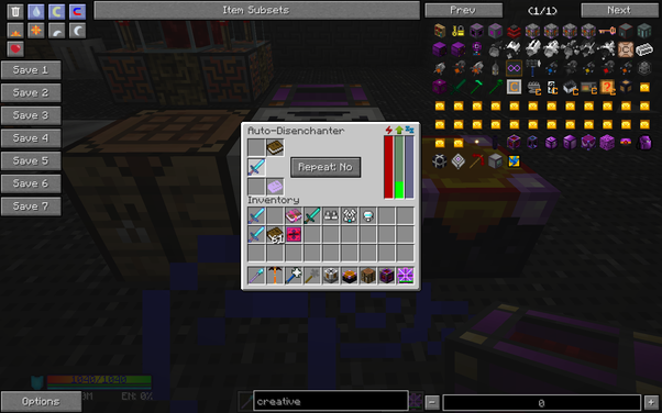 How To Separate Enchants From Items In Minecraft Quora
