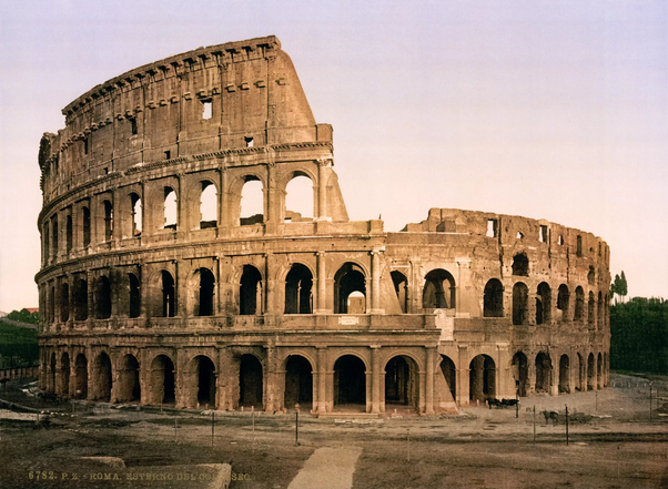 What Was The Roman Colosseum Used For Quora