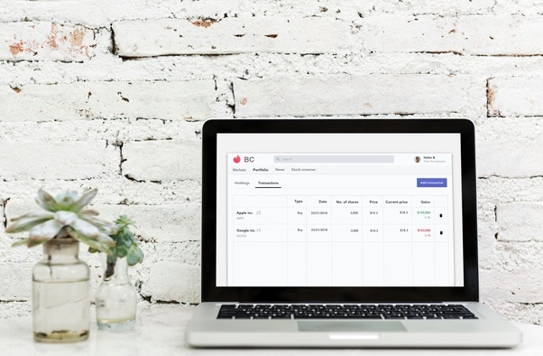 What are some of the best websites/apps to track your stock