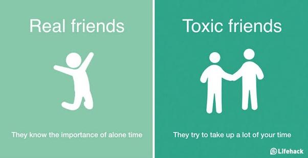 Friendship symptoms toxic 8 Signs