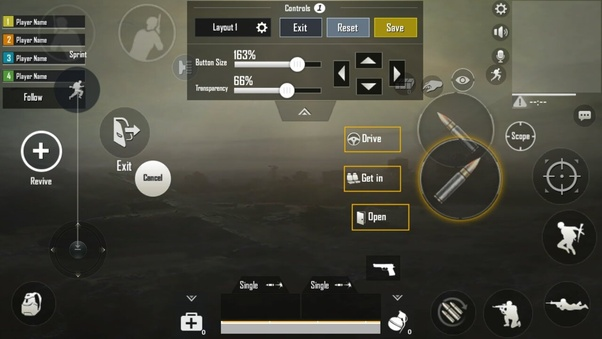 What Cont!   rols And Sensitivity Settings Do You Use In Pubg Mobile - controls