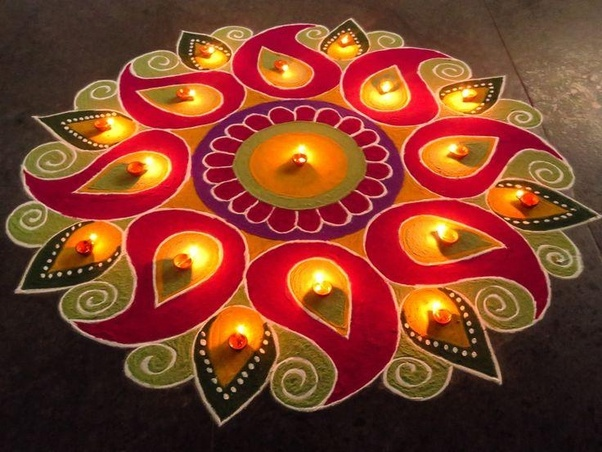 Diwali Rangoli Ideas: What Rangoli Designs Did You Create On This Diwali?