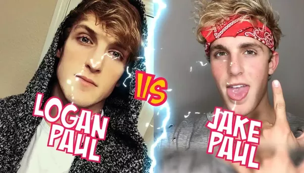 what does loy machedo think about logan paul and jake paul quora