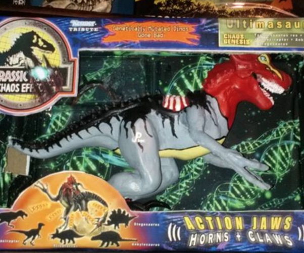 What is the holy grail of Jurassic park toys? - Quora