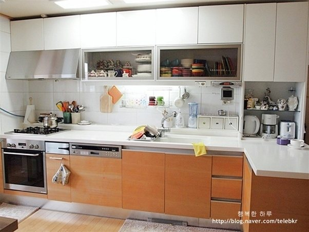 What Does A Typical South Korean Kitchen Look Like Quora