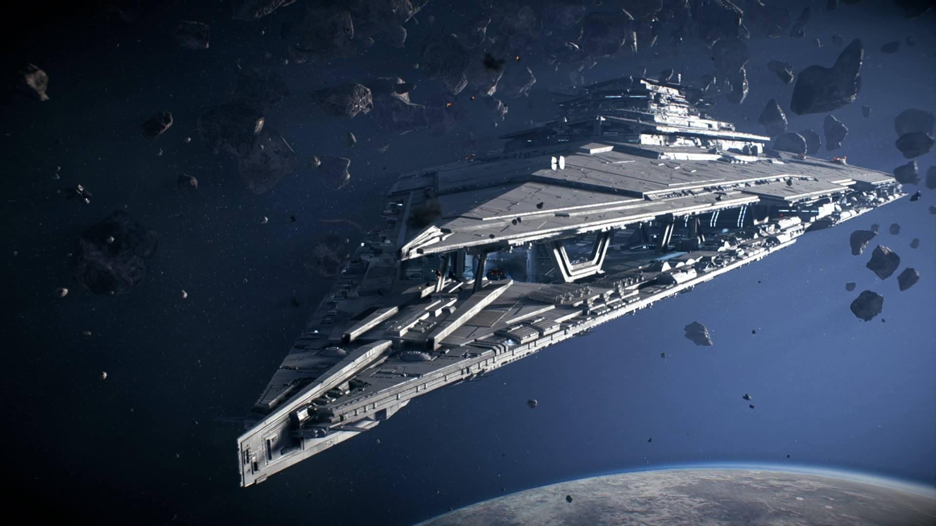 In Star Wars How Many Versions Of Star Destroyers Exist Quora