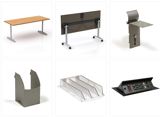 ... Office Furniture Manufacturers Offer A Comprehensive Range Of Modern Office  Accessories Including Desk Organizers, Storage Trays And Mobile Feet That  ...
