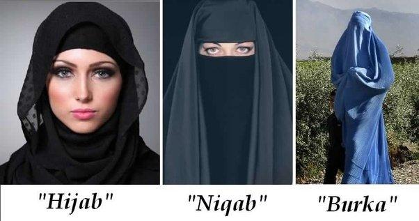 Risultati immagini per burqa niqab