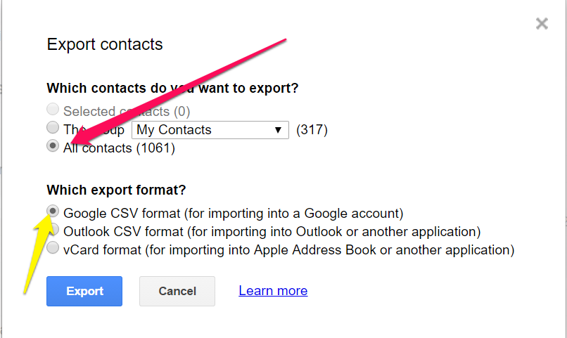 Is there a software to sync contacts between two gmail accounts? - Quora