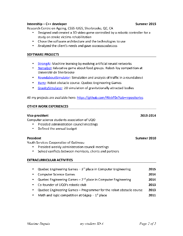 Why isn\'t my resume getting responses for software engineering ...