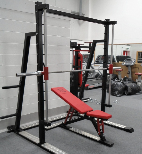 What are the best bench press machines on the market? - Quora