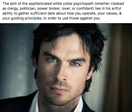 How to find a psychopath - Quora